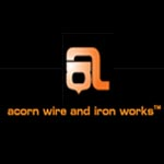 Acorn Wire & Iron Logo
