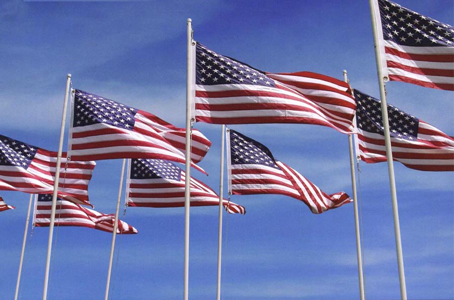 Flags Made in the USA