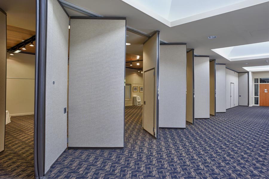 Operable Partitions
