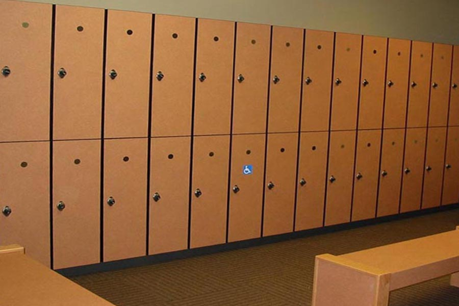Another Option in Lockers