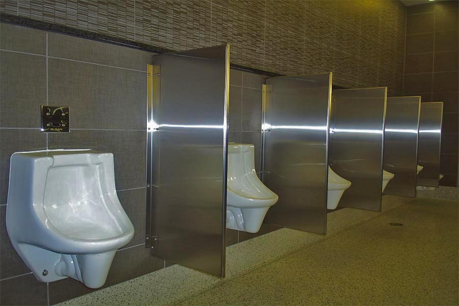 Urinal & Privacy Screens